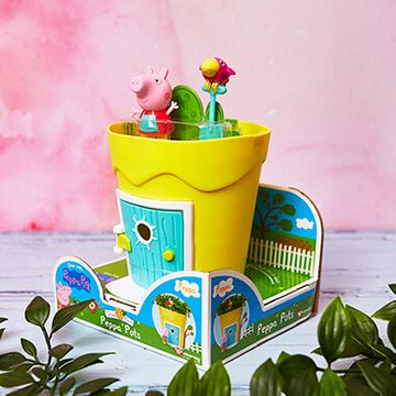 Peppa Pig Growing Pots - Peppa