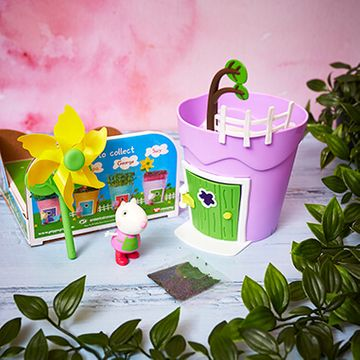 Peppa Pig Growing Pots - Suzy Sheep