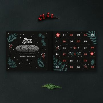 Luxury Chocolate Christmas Advent Calendar
