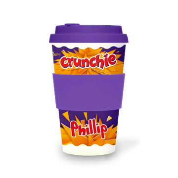 Personalised Cadbury Favourite Eco Cup