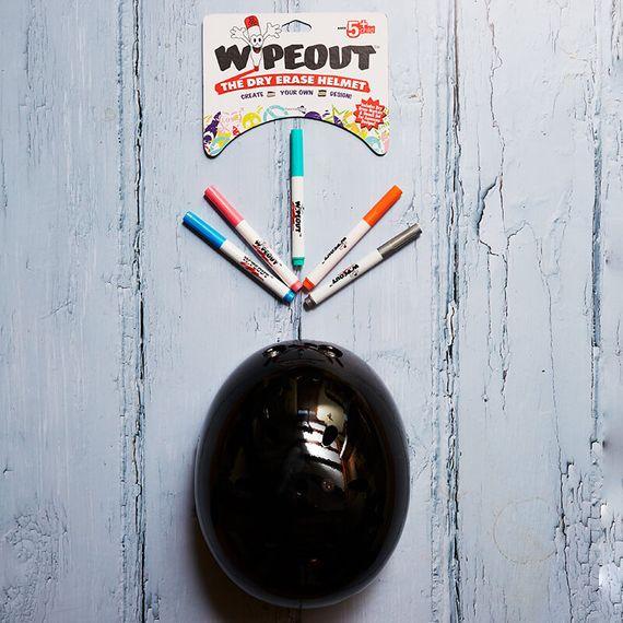 Wipeout Helmet Age 5 + - Black