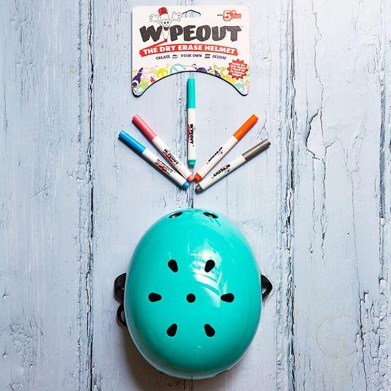 Wipeout Helmet Age 8 + - Teal