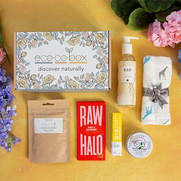 New Mum & Baby Luxury Gift Box