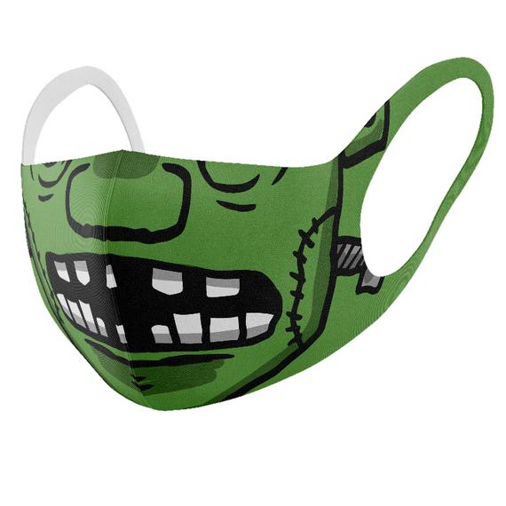 Personalised Seasonal Print Face Masks - Kids
