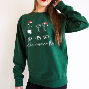 Prosecco Christmas Jumper