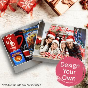 Personalised Custom Design Christmas Eve Box