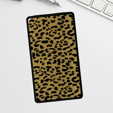 Personalised 8000mah Powerbank - Leopard