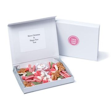 Personalised Letterbox Christmas Sweets