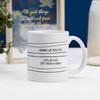 Personalised Full of Hugs Mug