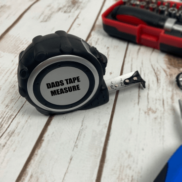 Personalised Rubber Tape Measure