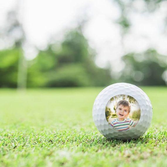 Personalised Photo Srixon Distance Golf Balls