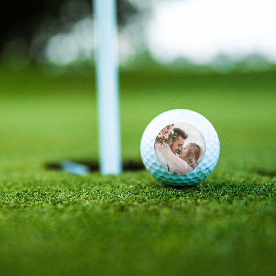 Personalised Photo Callaway Warbird Golf Balls
