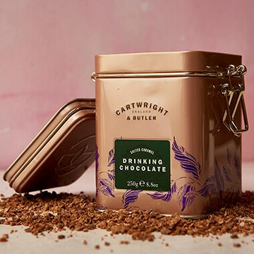 Cartwright And Butler Salted Caramel Drinking Chocolate