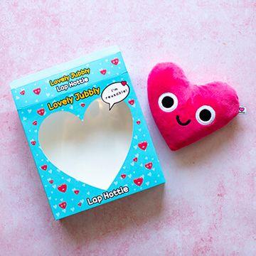 Heart Microwaveable Hottie