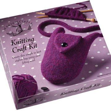 Knitting Craft Kit