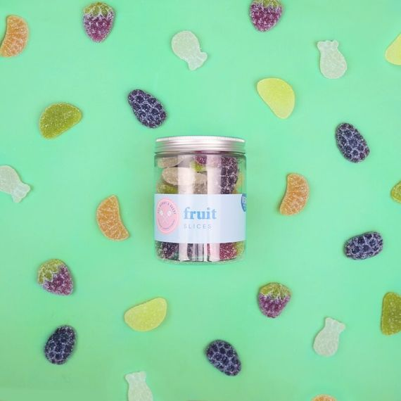 Fruit Slices Sweet Tub