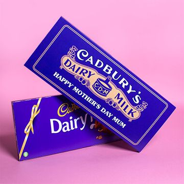 Personalised Cadbury Dairy Milk Retro 1915 Design - 850g