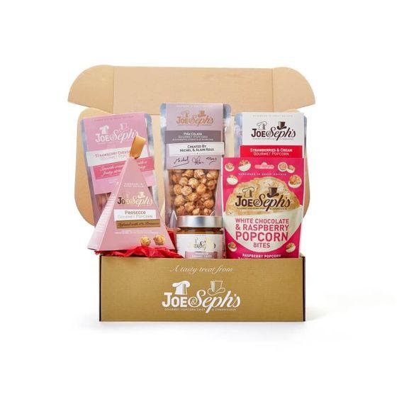 Pamper Night Popcorn Gift Box