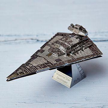 Metal Earth Star Wars Imperial Star Destroyer 3D Model Kit
