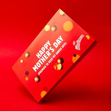 Personalised Maltesers Mother's Day Box