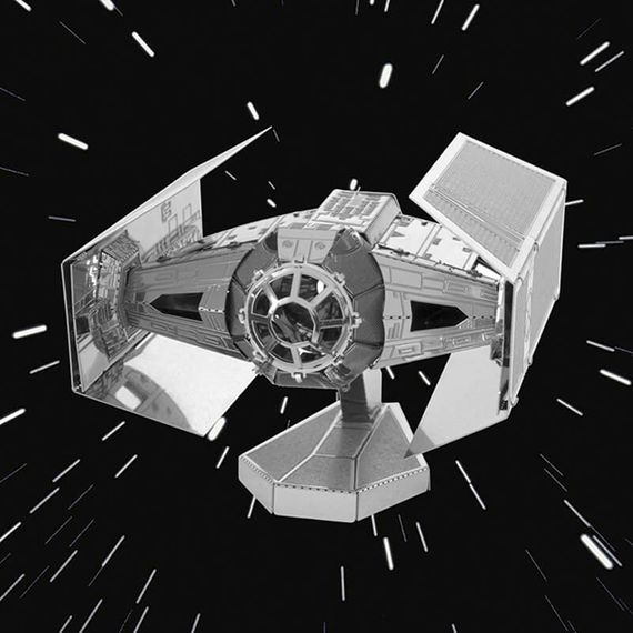 Metal Earth Star Wars TIE Fighter 3D Model Kit