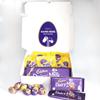 Personalised Mini Egg and Cadbury Chocolate Easter Hamper
