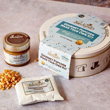 Make Your Own Gourmet Popcorn Kit