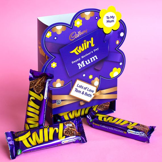 Personalised Mothers Day Favorites Box - Twirl
