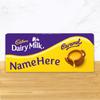 Personalised Cadbury Dairy Milk Caramel Share Pack