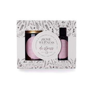 Aromatherapy Soak Gift Set - Destress