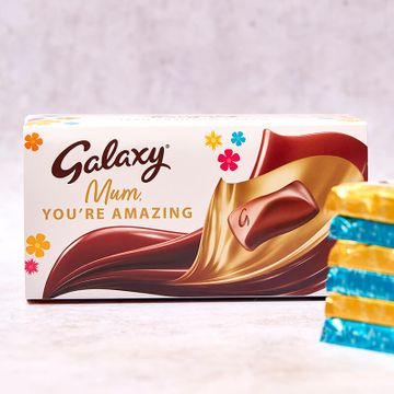 Galaxy Mother's Day 6 Pack - 110g