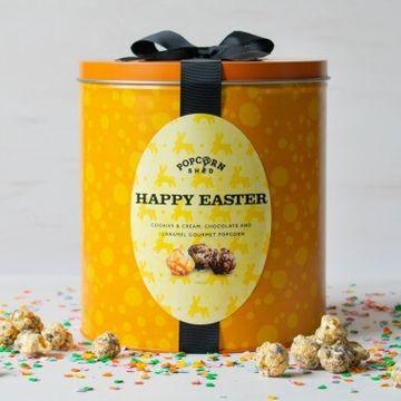 Easter Popcorn Gift Tin