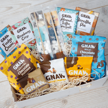 Gnawish Chocolate Hamper