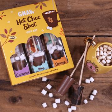 Mixed Hot Chocolate Shot Gift Set
