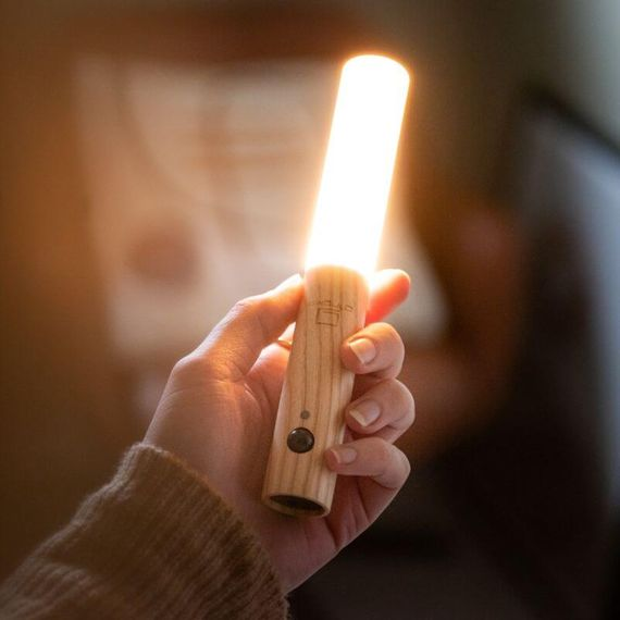 Smart Baton Light - White Ash