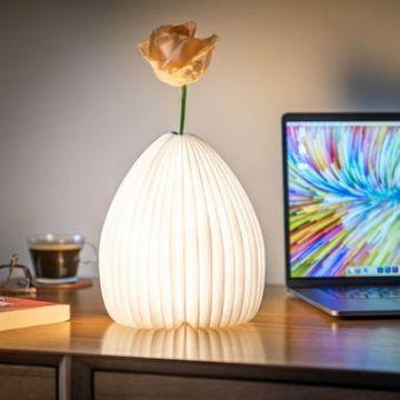 Smart Vase Light- Bamboo