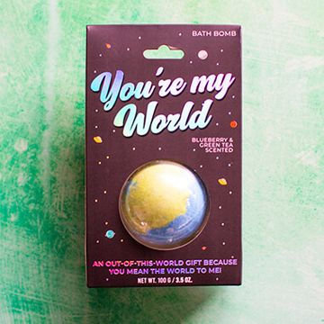 You're My World Bath Bomb