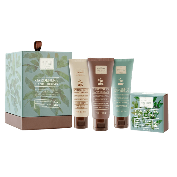 Gardeners Hand Therapy Luxurious Gift Set