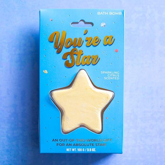 You're a Star Bath Bomb