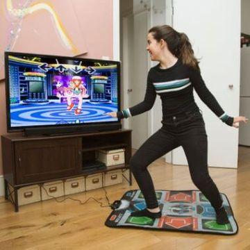 Retro Dance Mat