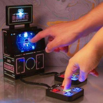 Finger Dance Machine
