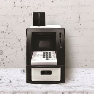 Digital ATM Money Box