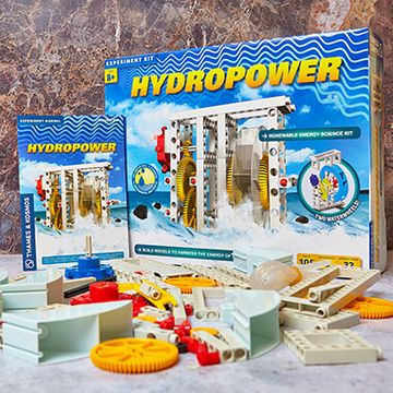 Learn About Hydropower Experiment Kit