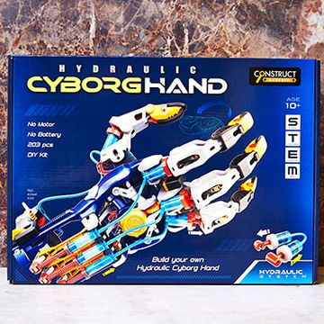 Hydraulic Cyborg Hand