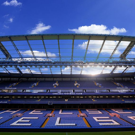 Chelsea FC Stamford Bridge Tour for Two Adults