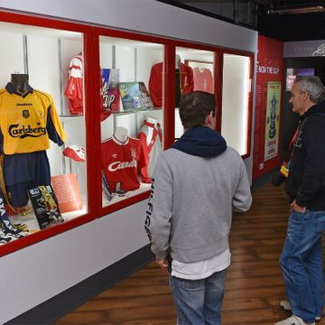Liverpool FC: The Anfield Stadium Tour with Museum Entry