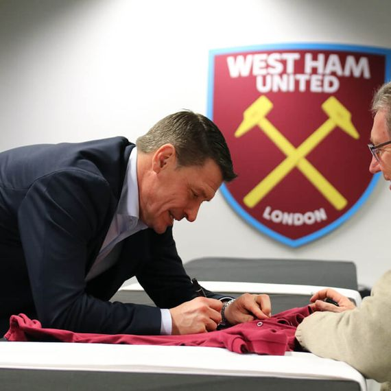 West Ham Legends Tour for Two at London Stadium