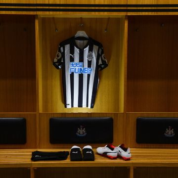 Tour of Newcastle United St. James' Park for One Adult and One Child