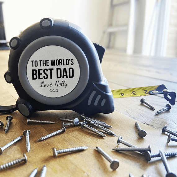 Personalised Any Message Tape Measure