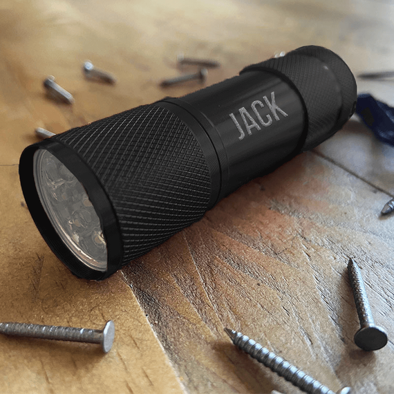 Personalised Mini LED Torch